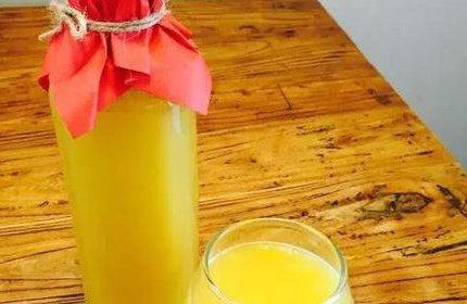 菠萝酒的自酿方法,是每个家庭的必备