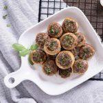 蒜蓉烤白蘑菇