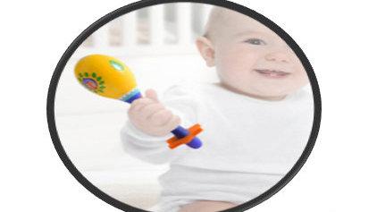 0~3岁宝宝可以玩什么?在家也能为宝宝启蒙、早教