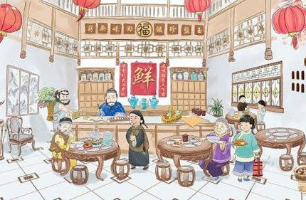 《泉州日记》:(29)阿楠和他的楠厝私房菜