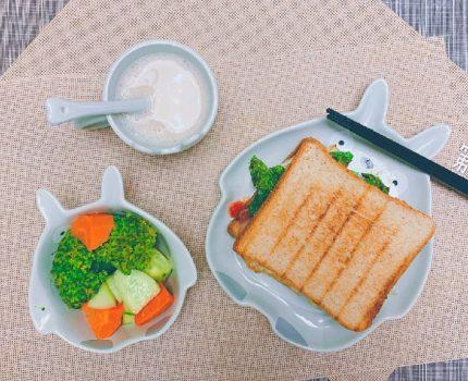 【食记特辑】十天不重样的早餐,你值得拥有!
