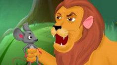 【故事汇】解救狮子的老鼠