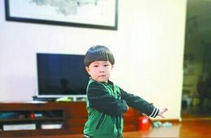 4岁娃背诵《千字文》打健身拳,网友直呼: