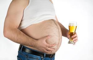 """摆脱""""啤酒肚""""知道这4个方法就够了"""