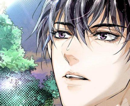 《破云》漫画,江停为什么是紫色的头发?主笔画师给出了答案