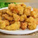 教你在家自制鸡米花,脆香嫩滑,简单又美味