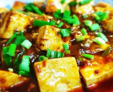 鲜咸开胃的麻婆豆腐,千滚豆腐麻辣入味,川菜家常招牌菜美食做法