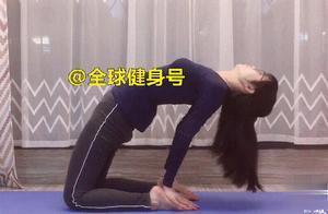 一组拉伸训练提高身体柔软度,赶走亚健康疾病,提高睡眠质量