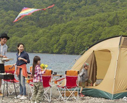 """夏日野外露营 请注意给宝宝打造一个良好的""""防护罩"""""""
