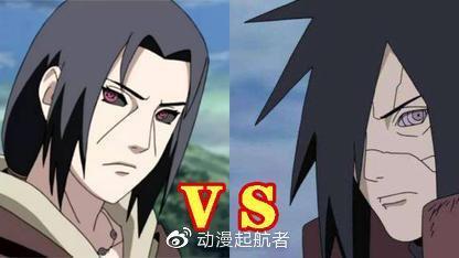 火影忍者:鼬神和斑爷谁才是宇智波最强?全面分析两者的实力差距