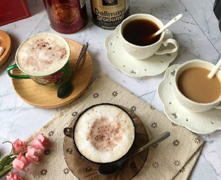 都说德国的啤酒世界第一,其实德国的达尔麦亚咖啡也很有名哦!