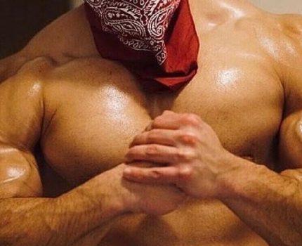 二头肌必练的动作技巧,这才是真正的撕裂!