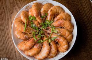 五分钟就可以做好的油爆虾,三个步骤教你做出好吃美味的油爆大虾