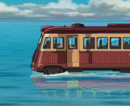 《千与千寻》水上列车片段,为何如此令人难以忘怀呢?