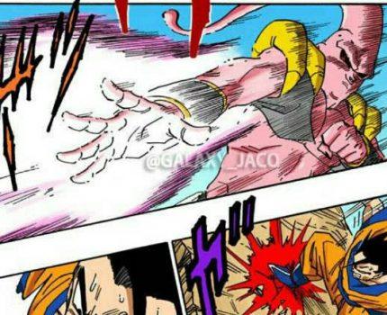 《龙珠》漫画全彩版 魔人布欧篇 第80话 大逆转