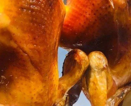 九鼎烧煌烧腊培训之脆皮烧鸡做法