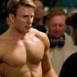 美国队长完美身材训练计划——名人健身系列(4)