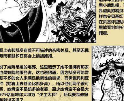 【TalkOP译文】海贼王982话英文站分析