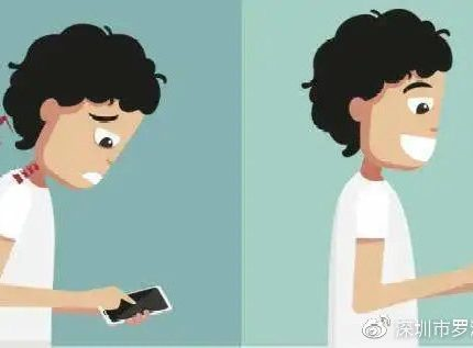 圆肩驼背怎么办?手机应该这么玩!