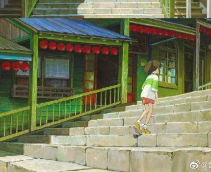 宫崎骏笔下的温暖人生。