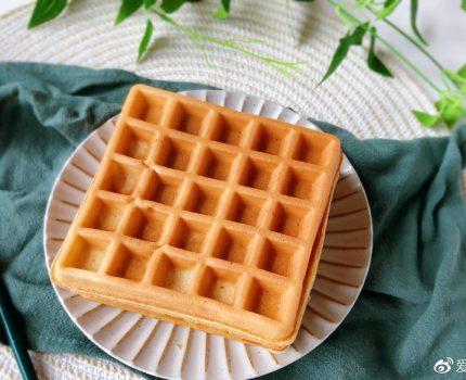 早餐,孩子迷上了吃它,香甜软糯,蛋奶味十足,4分钟就做好