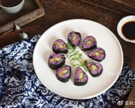 网红小寿司,只要几步轻松掌握,好吃又好看