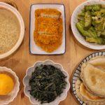 全职宝妈晒家里晚餐,网友:饮食清淡,是广东人嫁到武汉吗