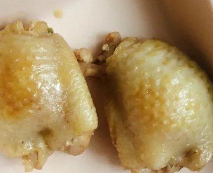 鸡翅&米饭的跨界混搭,美味难挡!