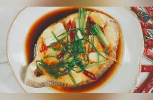 厨师教你鳕鱼的家常做法,色香味美,看着都有食欲!