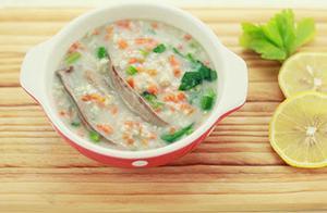 美食分享:猪肝燕麦粥、猪腰瘦肉粥、牛肉栗子杂粮粥的简单做法