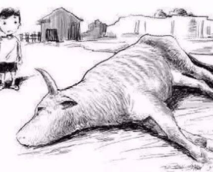 寓言:牛是怎么死的?——传言变迁的可怕