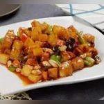 美食分享:鱼香鸡丁、鲮鱼缠绵一口茄、野山蒜松板肉的做法