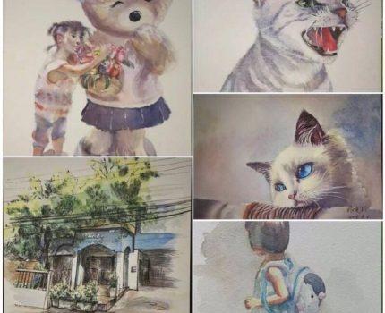 被艺术熏陶的孩子更自律、更专注