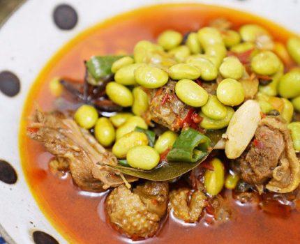 鸭肉这样做,不腥不腻,一次吃不够,第二顿加点菜煮着吃更入味