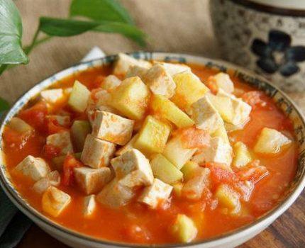 立秋后,这菜抓紧吃,和豆腐巧搭配,降秋燥,营养足,简单可口
