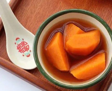素食丨夏日糖水,清热去湿