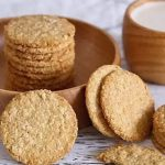 燕麦饼干 高纤维杂粮饼干
