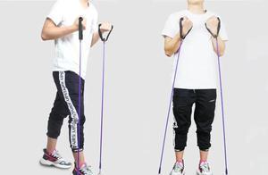 神奇的俯卧撑健身板,可折叠收纳,在家也可以练出八块腹肌