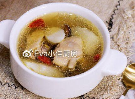 滋阴补血、健脾养胃——红枣山药鸡汤!