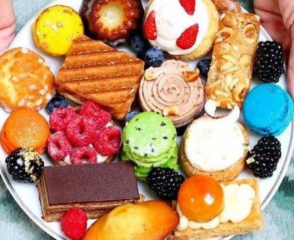 甜点中糖的分类和作用