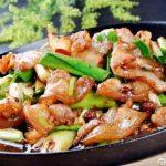 好吃又下饭的回锅肉,肥而不腻,滋味十足,赶紧收藏起来