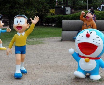 哆啦A梦的故乡,富山县「高冈市」一日散策