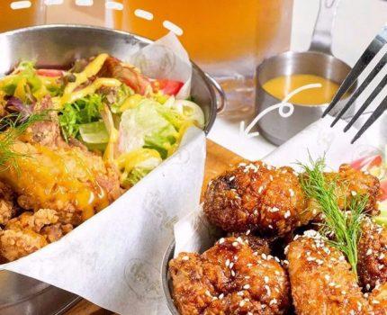 艾薯炸鸡双人餐!稳坐10年热门榜,深圳人从小吃到大!