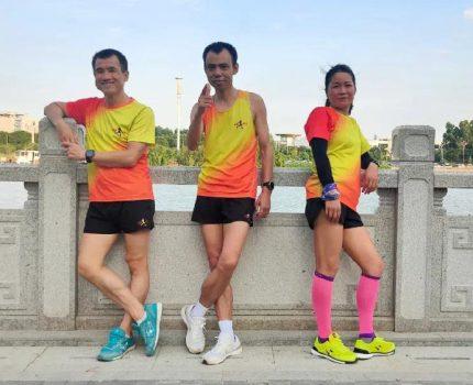 小聂:跑步就是为了更好的吃喝,不对吗?