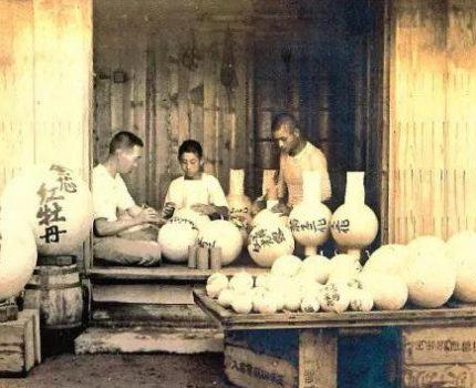 日本的烟火世家——青木家族