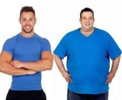 为何有的人体重180斤,看上去却比体重150斤的人还要苗条?
