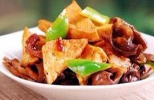 温故而知新,可以为师矣,回锅豆腐,是一种温故而知鲜