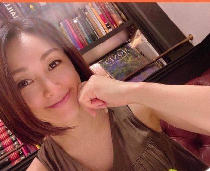 日本美女酒井法子风韵犹存!保养得宜看不出49岁