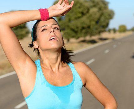 健身时,为什么有些人比其他人出汗更多?告诉你其中的秘密