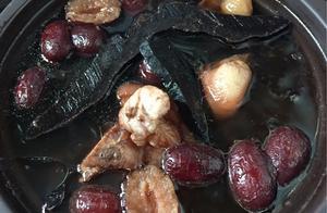秋天煲个灵芝猪脚汤,满满骨胶原,营养美味人人爱?